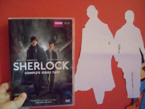 Walk With Sherlock Holmes - Part Deux (reference) by AnimagiWithABox