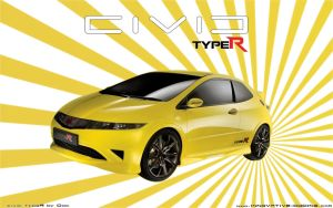Civic Type R by Doc-inc