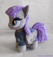 Maud Pie inspired plush by mmmgaleryjka