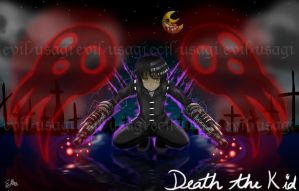 +Death the Kid+ by Evil-usagi