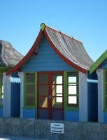 Beach Hut for sale 1 by davidbrinnen