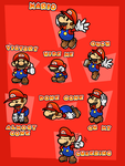 Paper Mario Sheet by That-One-Leo