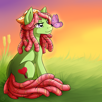 MLP: Tree Hugger. by NothingSpecialx9