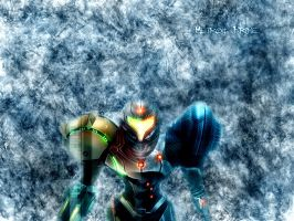 Metroid Prime by venomdesigns