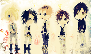 Alice nine - Number Six by TrapnestPink