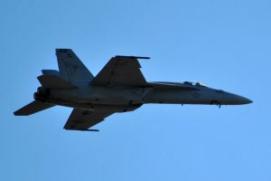 F/A-18 Super Hornet by fosspathei