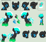Cyanbeat Ref By Kreeperk by renpa1010