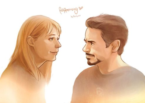 Pepperony by Hallpen
