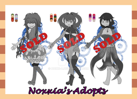 [CLOSED] Poison Adopts by Noxxi-a
