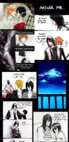 SKETCH DUMP 13 - Bleach 513-514-515 by NanFe