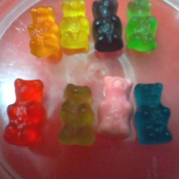 Gummy Bears in different colours . :) by prisc8328
