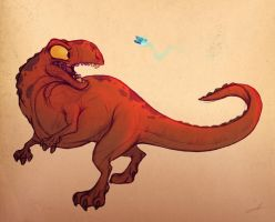raptor by ahmettabak