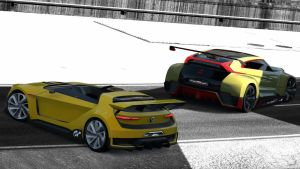 Prototipos vision GT 2 by Murphygoo