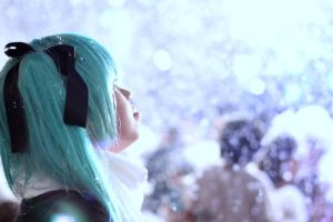 Hatsune Miku: First Snow by fuwa-fuwa-fish