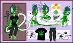 Green Referents by 00rej