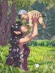 OC: Mother and Child by JaDisArt