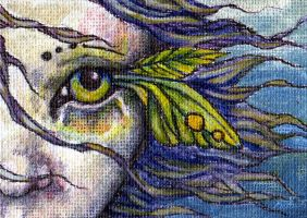Wild Spirit ACEO by glait
