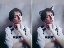 Levi or? -  snk spin-off Levi COSPLAY by Jiosan