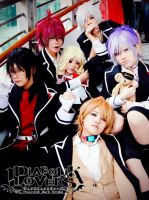 Diabolik Lovers : 04 by azukajung