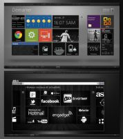 Windows 8 design by HamzaEzz