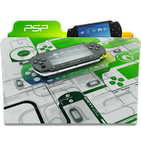 PSP Folder HD by JackXan