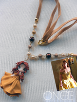 Once Upon a Time Belle by AyumiDesign