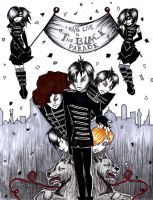 Welcome to the Black Parade by DeathByAlgebra