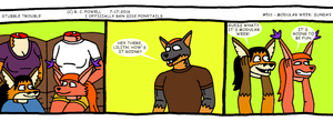 Stubble Trouble - 511 by Rennon-the-Shaved