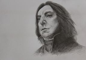 severus snape by titleless