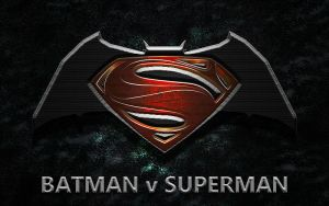 DC Batman V Superman Poster by The-Rodent