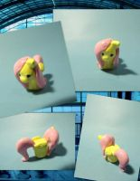 Fluttershy Figure by CynicalSniper