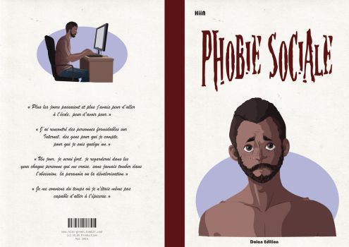 Phobie Sociale - Cover by Hiin-Green