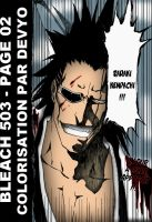 The monster - Zaraki Kenpachi - Edition 3 by Kataklyzme