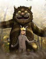 Where The Wild Things Are by CLE2