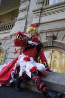 Pandora Hearts: Artbook Oz 8 by J-JoCosplay