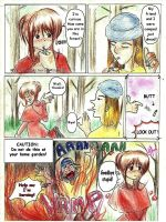 Little Red Riding Hood pag 5 by Maxmilian1983