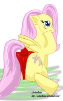 Fluttershy by Adutelluma