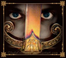 Eyes of the Sword by JadaCollectibles