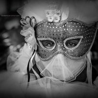 Venezia: Mask in the Dark by blueanto