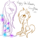 Happy Christmas Ceryll by Lojla