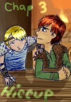 chapter 3 Hiccup Cover by Desired-Dez