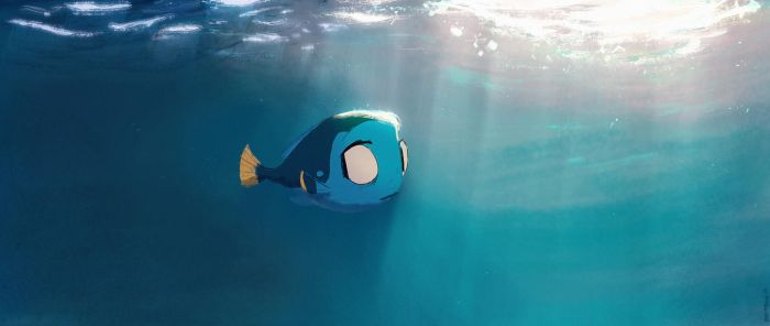 Finding Dory by matthoworth