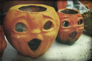 jack o lanterns by knowyourrights