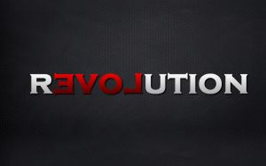 REVOLUTION - LOVE - RLOVEUTION by jamaicavb
