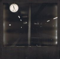 Station At Night by Vividlens