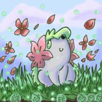 Shaymin by RKPiratedrawer
