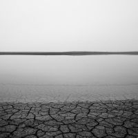 Fog at the lake bed by EmilStojek