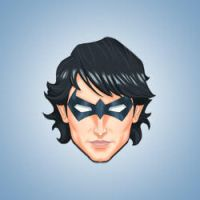 Good Head: Nightwing by micQuestion