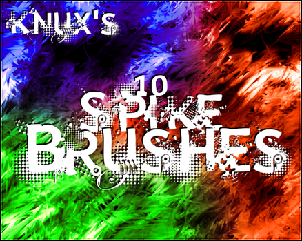Knux's Spike Brush Pack by Knux57