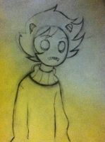 Kankri Vantas (Pencil) by NoteSwift